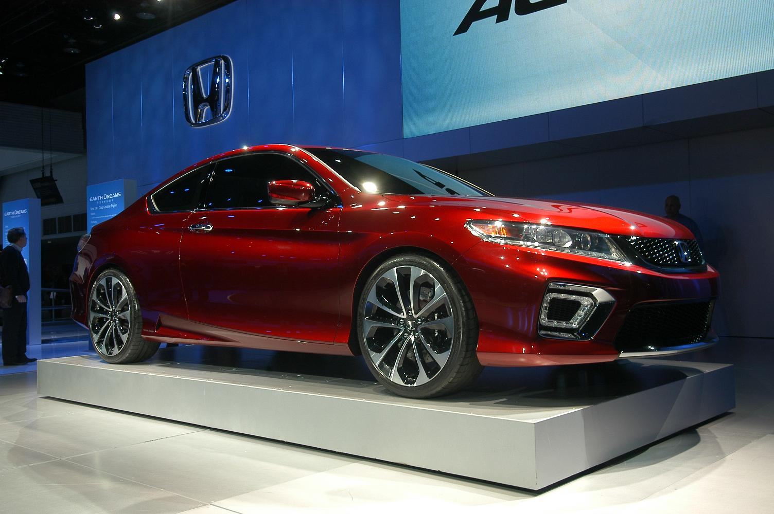 Honda Accord NAIAS 2012 6