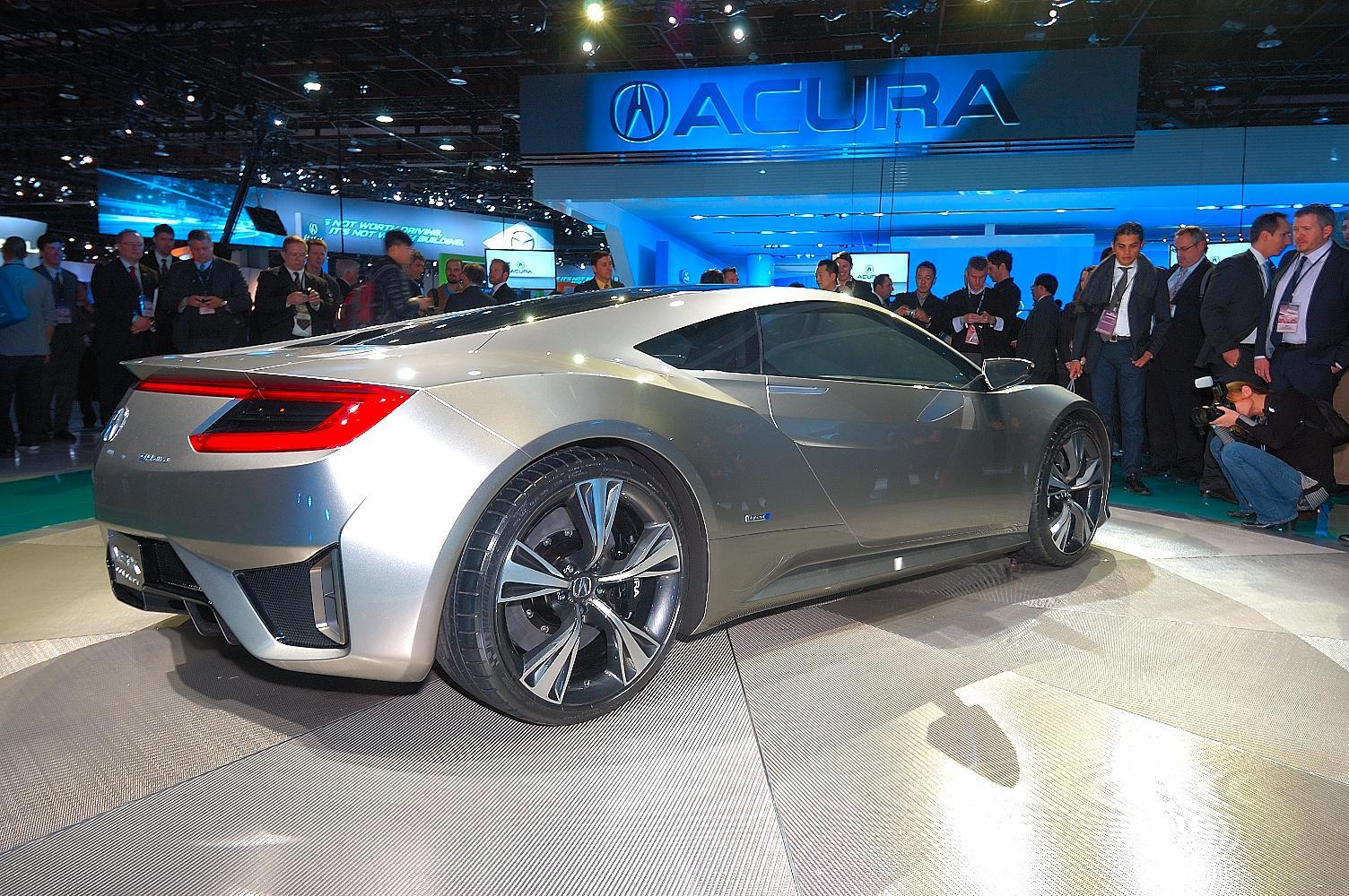 Honda NSX Concept NAIAS 2012 6