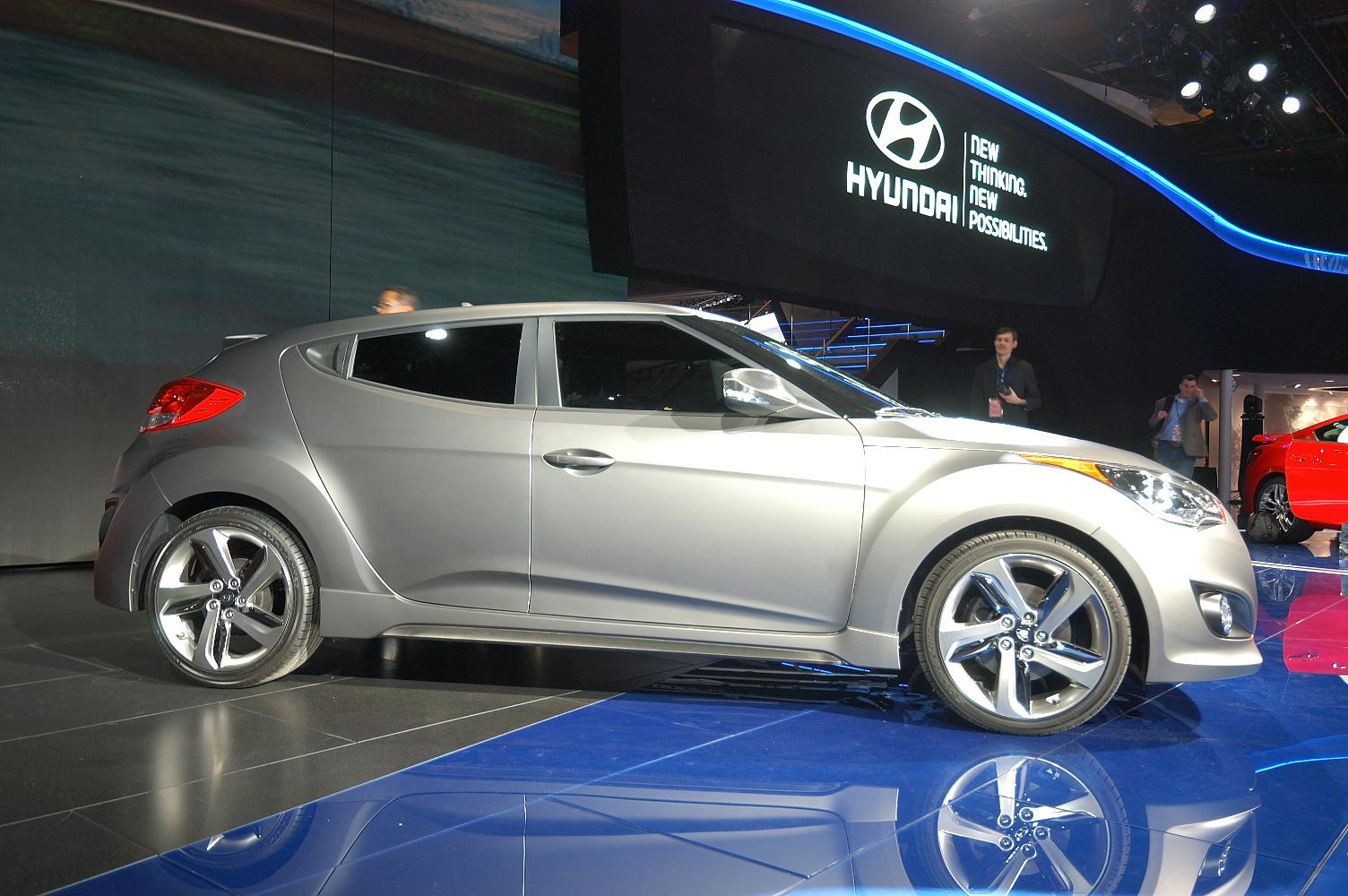 Hyundai Veloster NAIAS 2012 3
