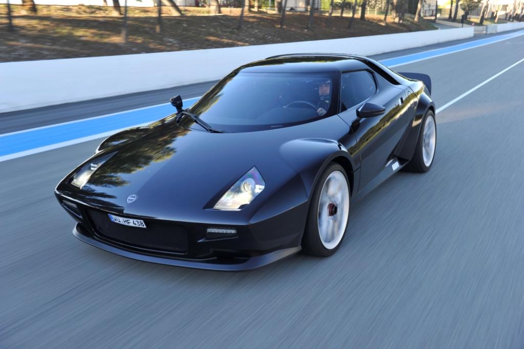Lancia Stratos 2012