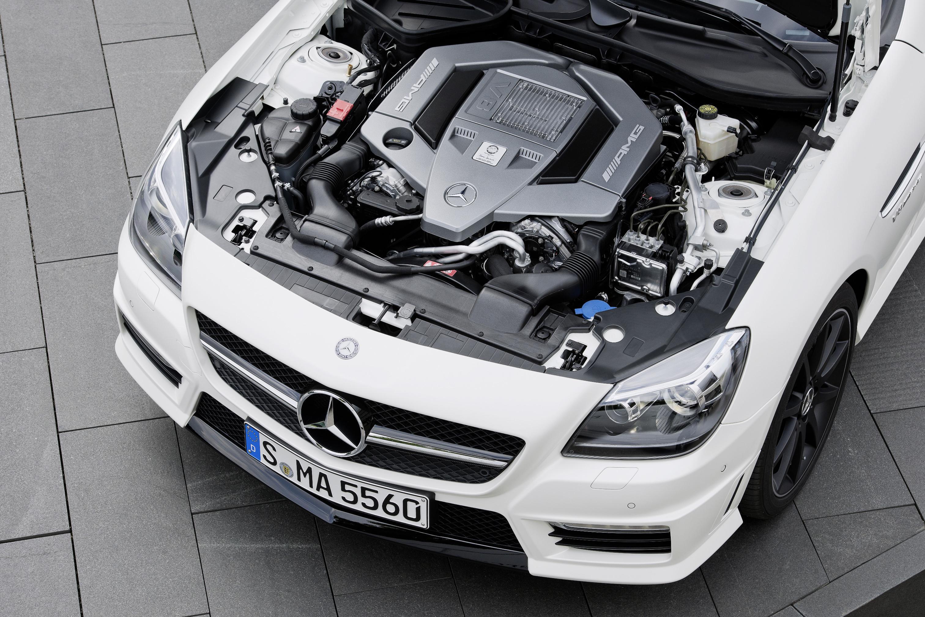 Mercedes SLK 55 AMG (5)