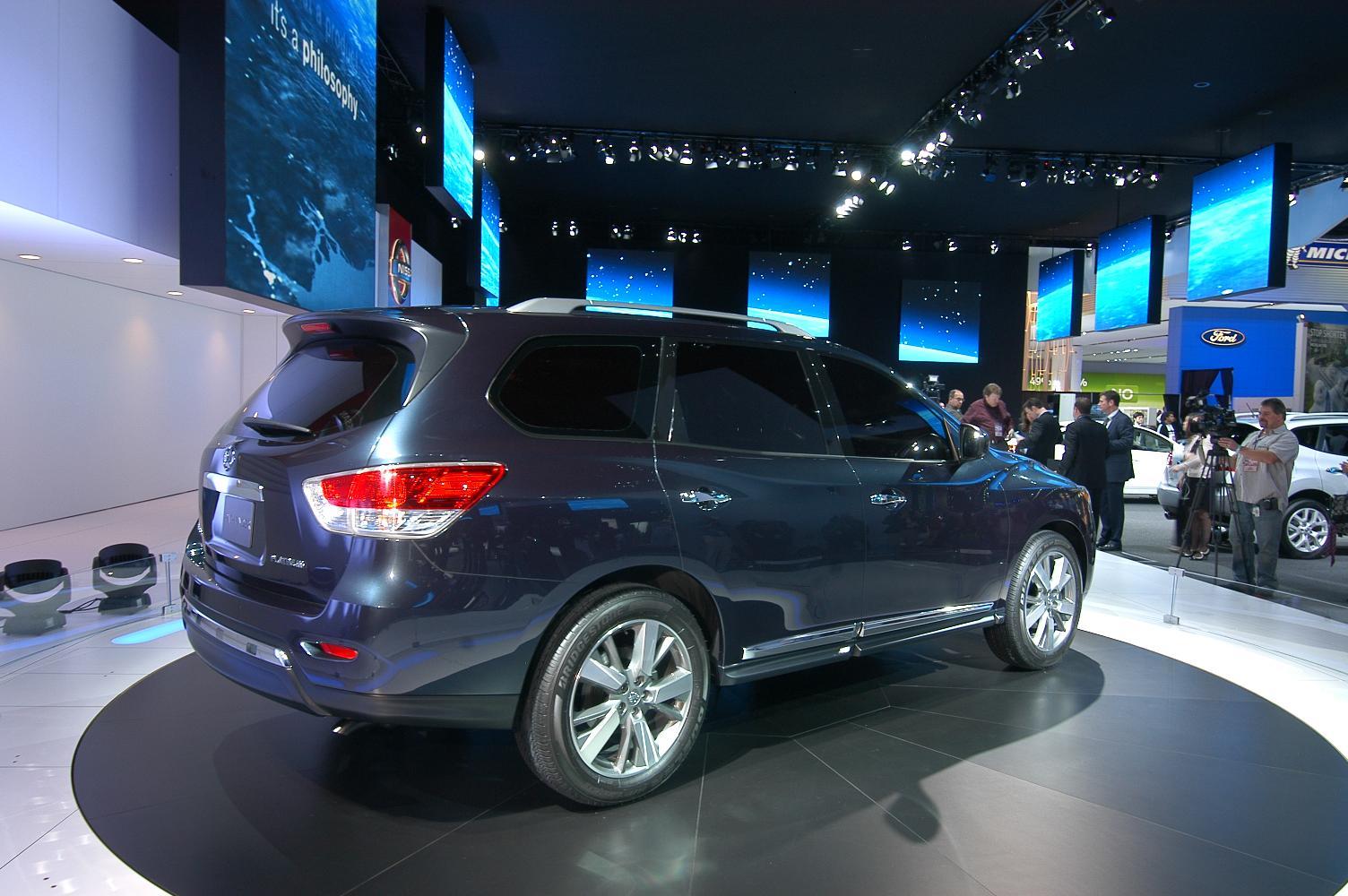 Nissan Pathfinder NAIAS 2012 4