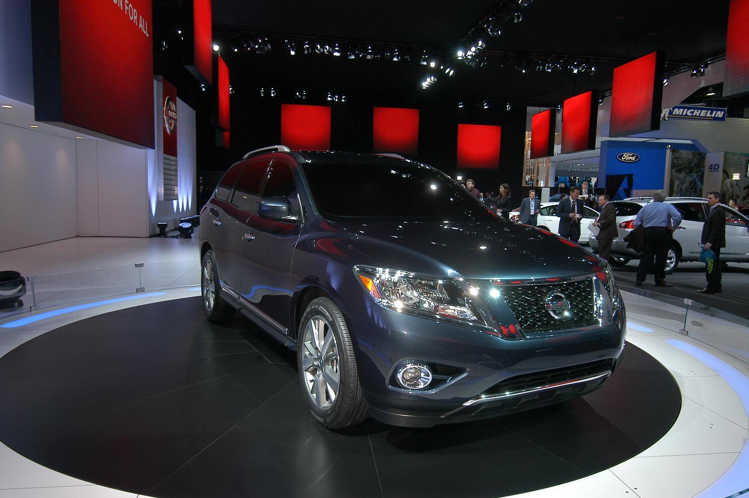 Nissan Pathfinder NAIAS 2012 8