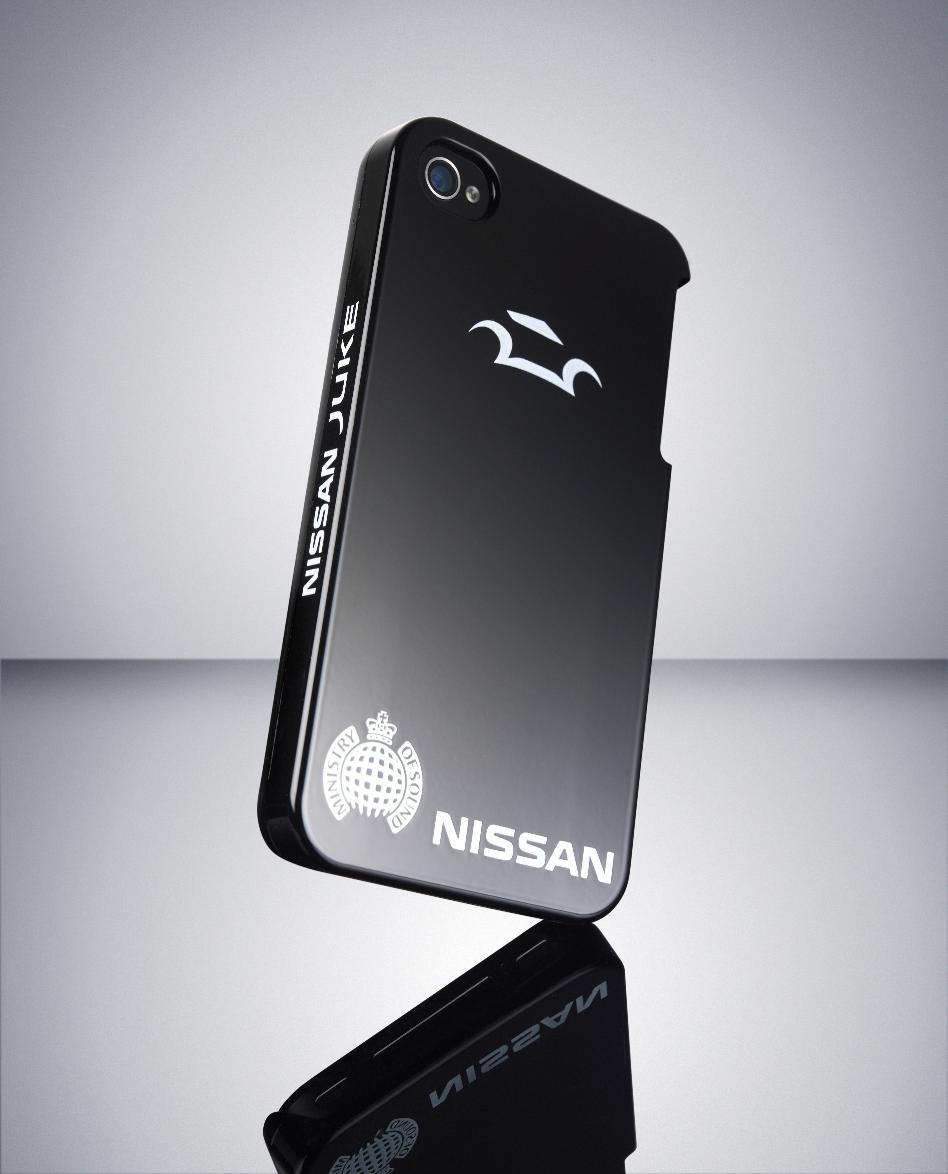 Nissan Scratch Shield iPhone Case 2