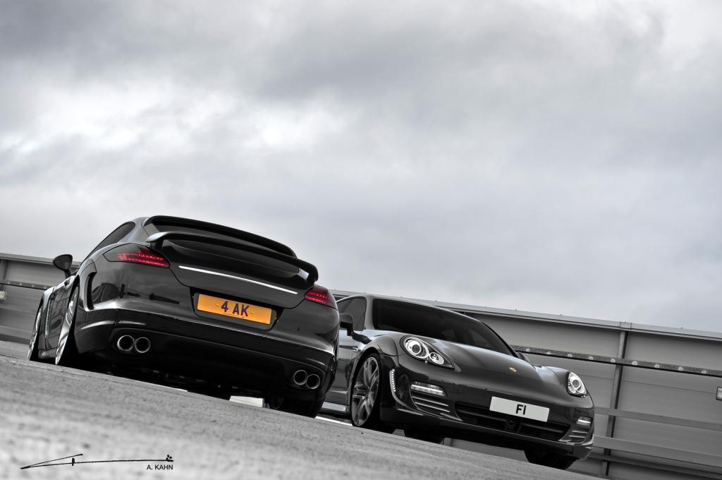 Porsche Panamera A. Kahn Design Wide Track 3