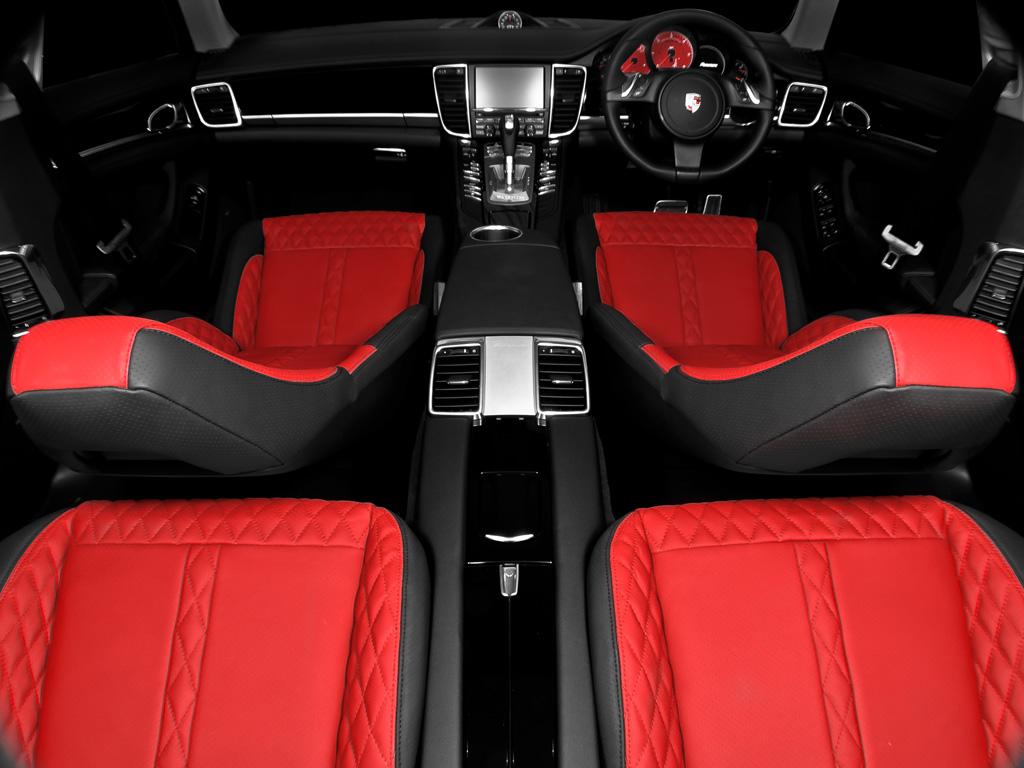 Porsche Panamera A. Kahn Design Wide Track 6