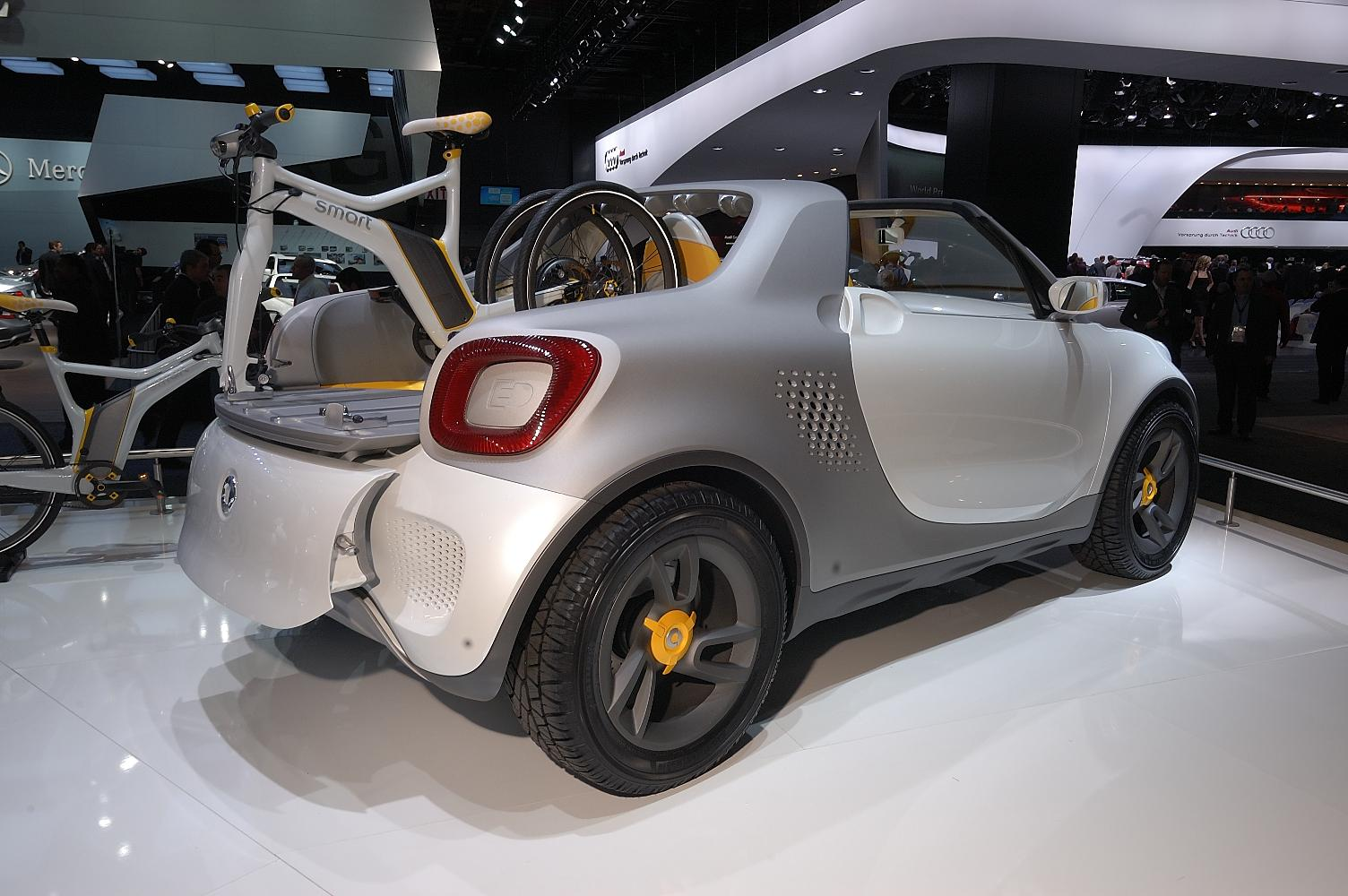 Smart For-Us Concept NAIAS 2012 2