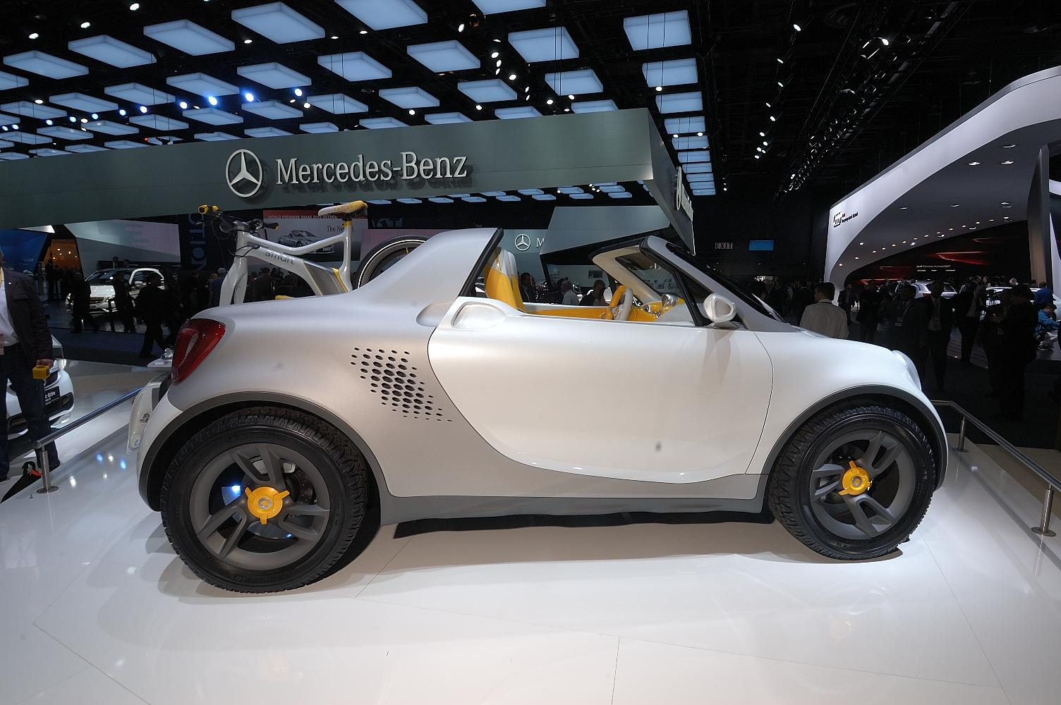 Smart For-Us Concept NAIAS 2012 3