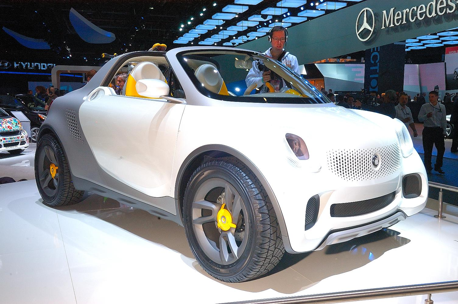Smart For-Us Concept NAIAS 2012