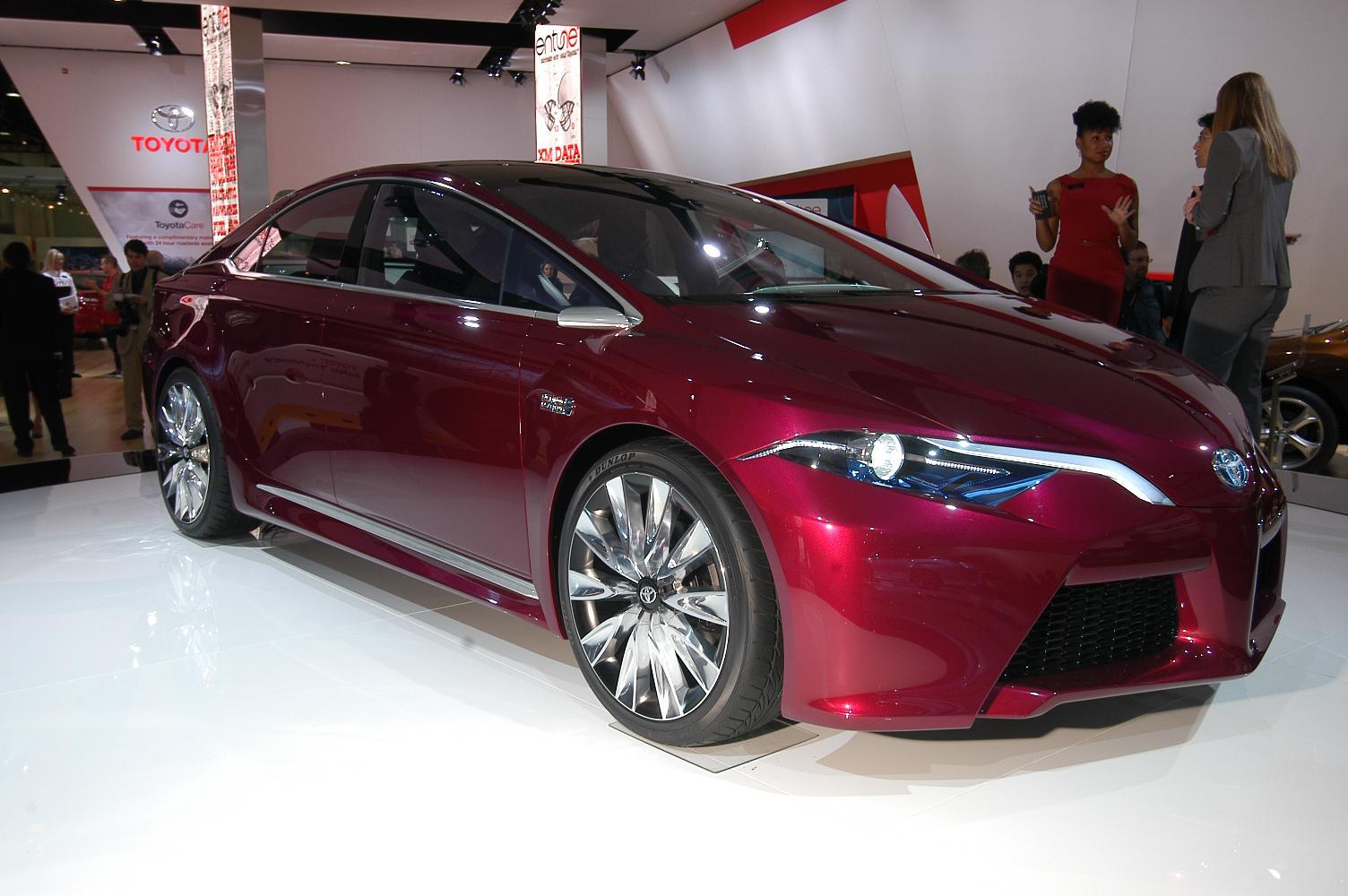 Toyota NS4 NAIAS 2012