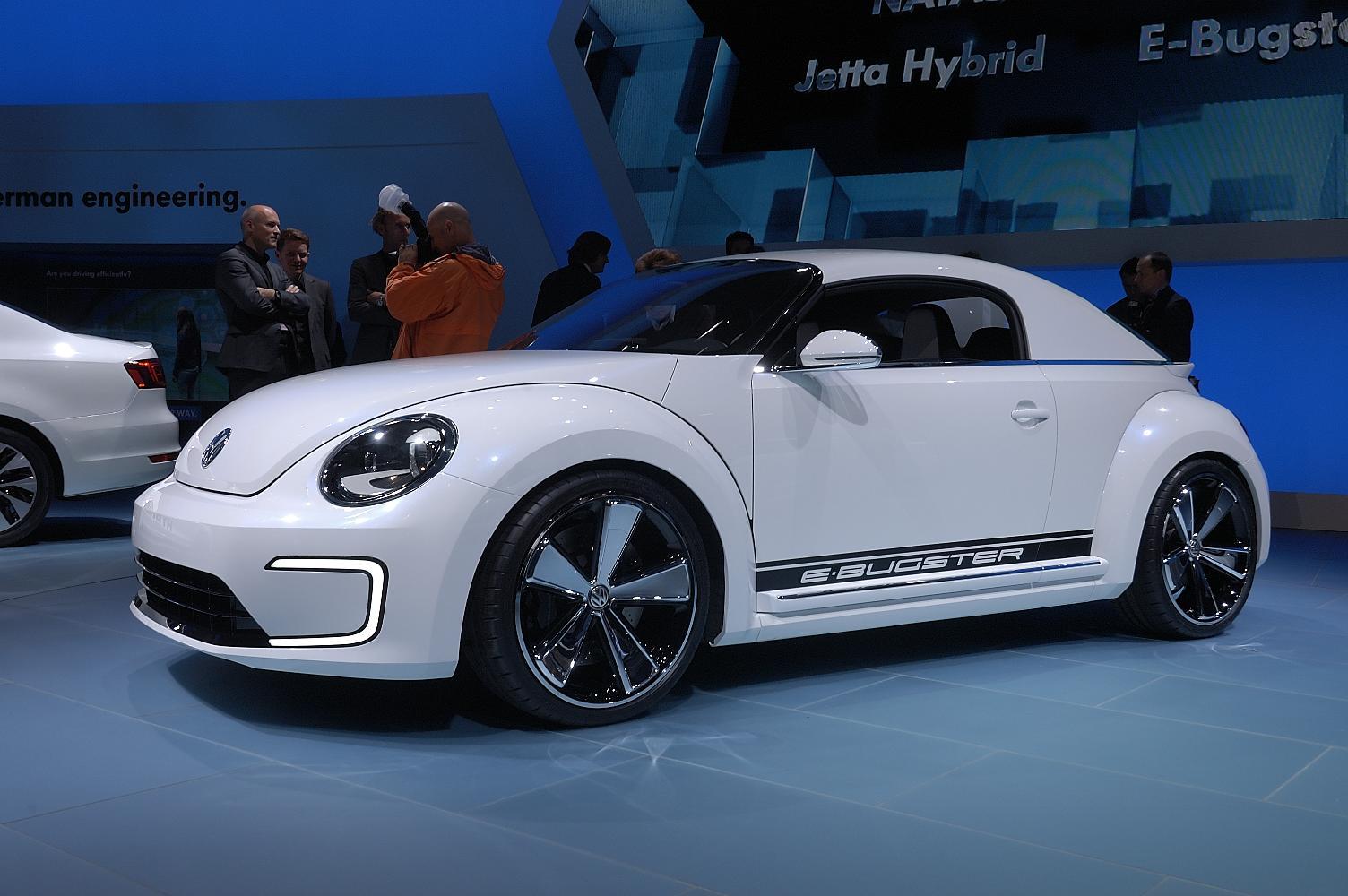 VW E-Bugster NAIAS 2012 3