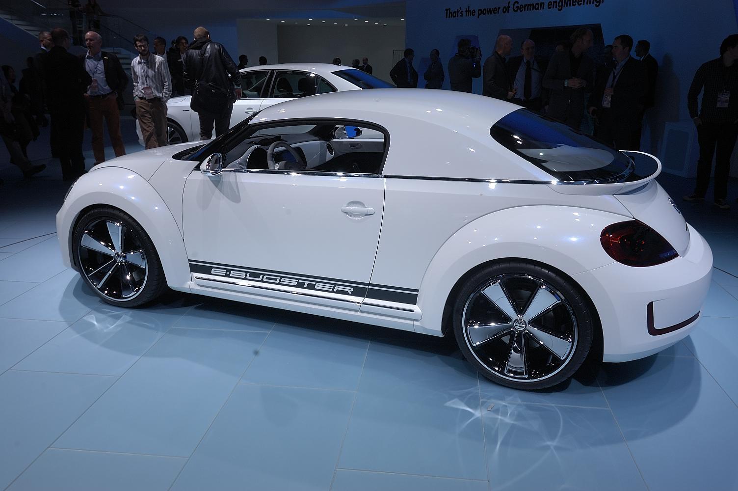 VW E-Bugster NAIAS 2012 4