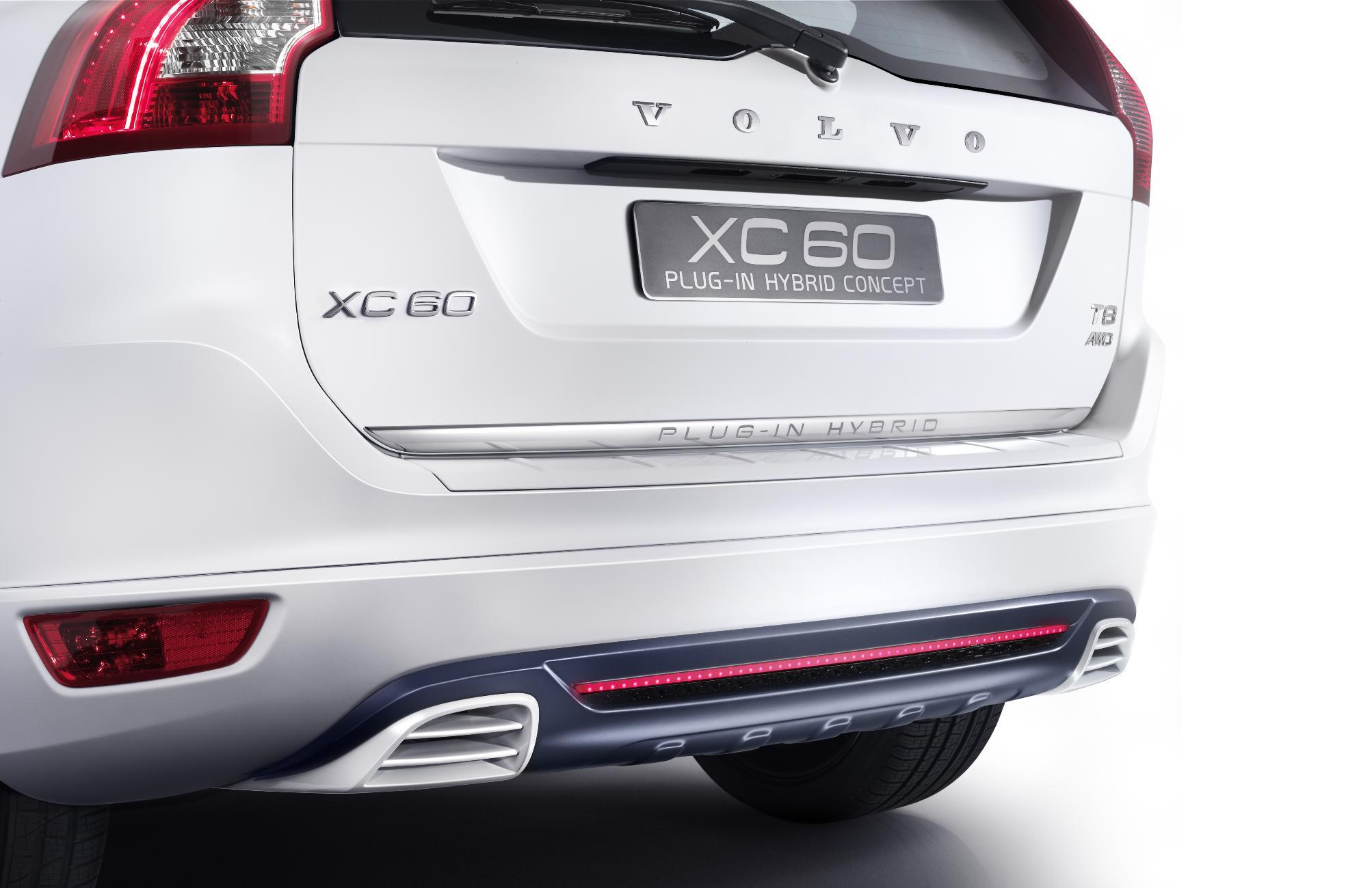 Volvo XC60 Hybrid 5
