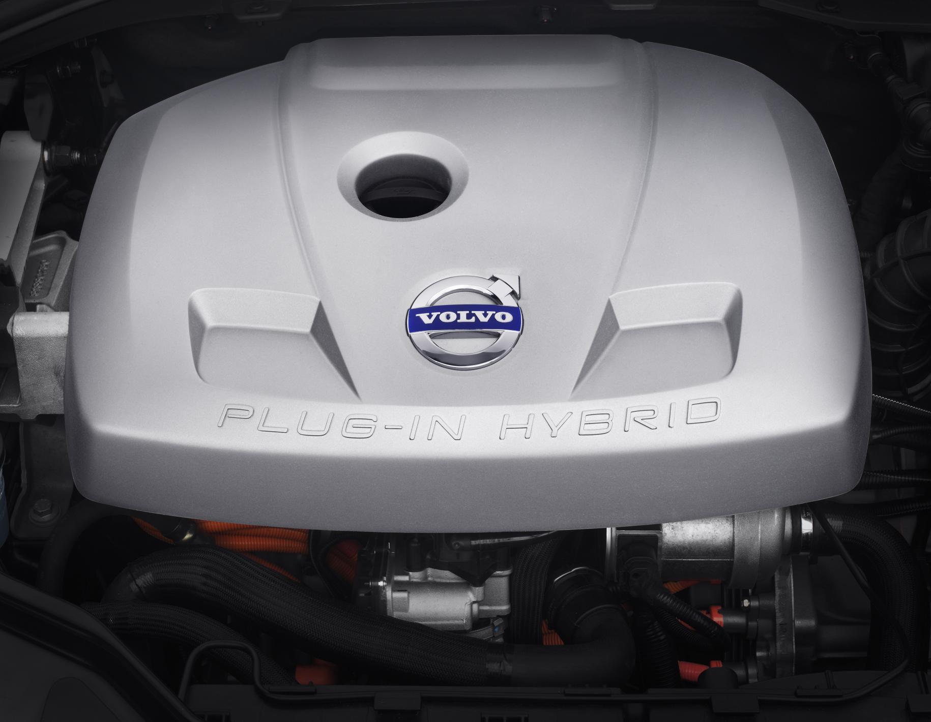 Volvo XC60 Hybrid 8