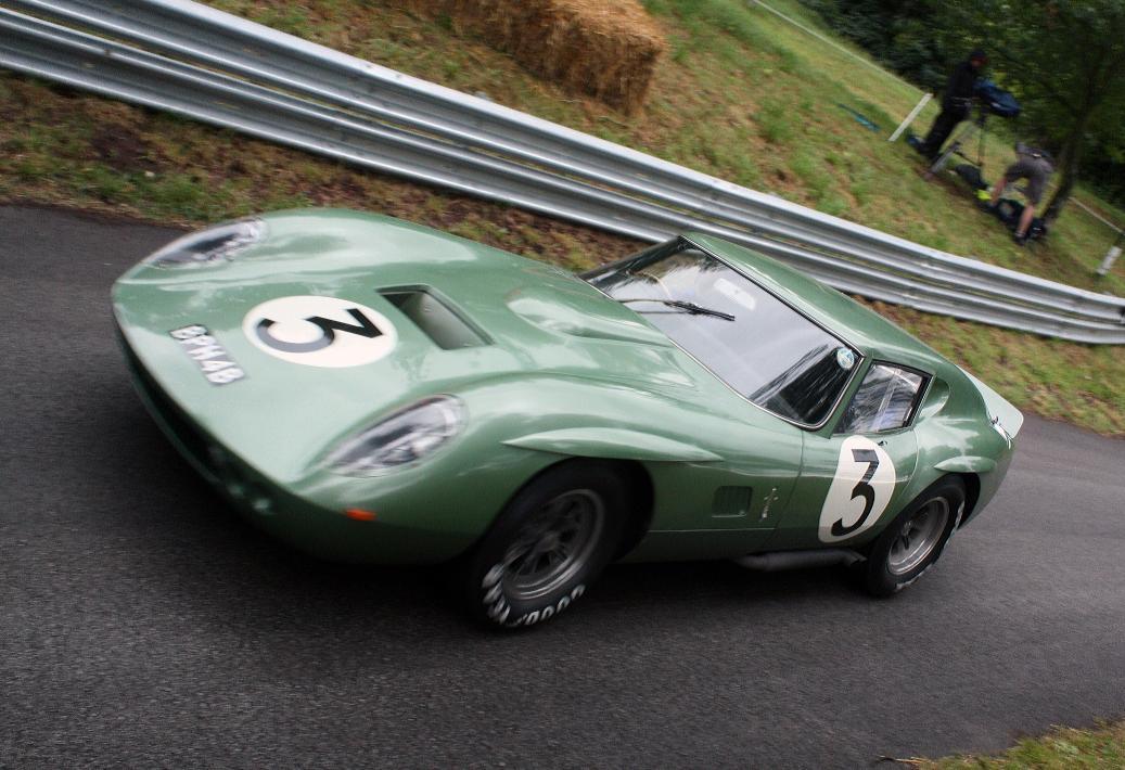 AC A98 Le Mans Coupe Barrie Bird