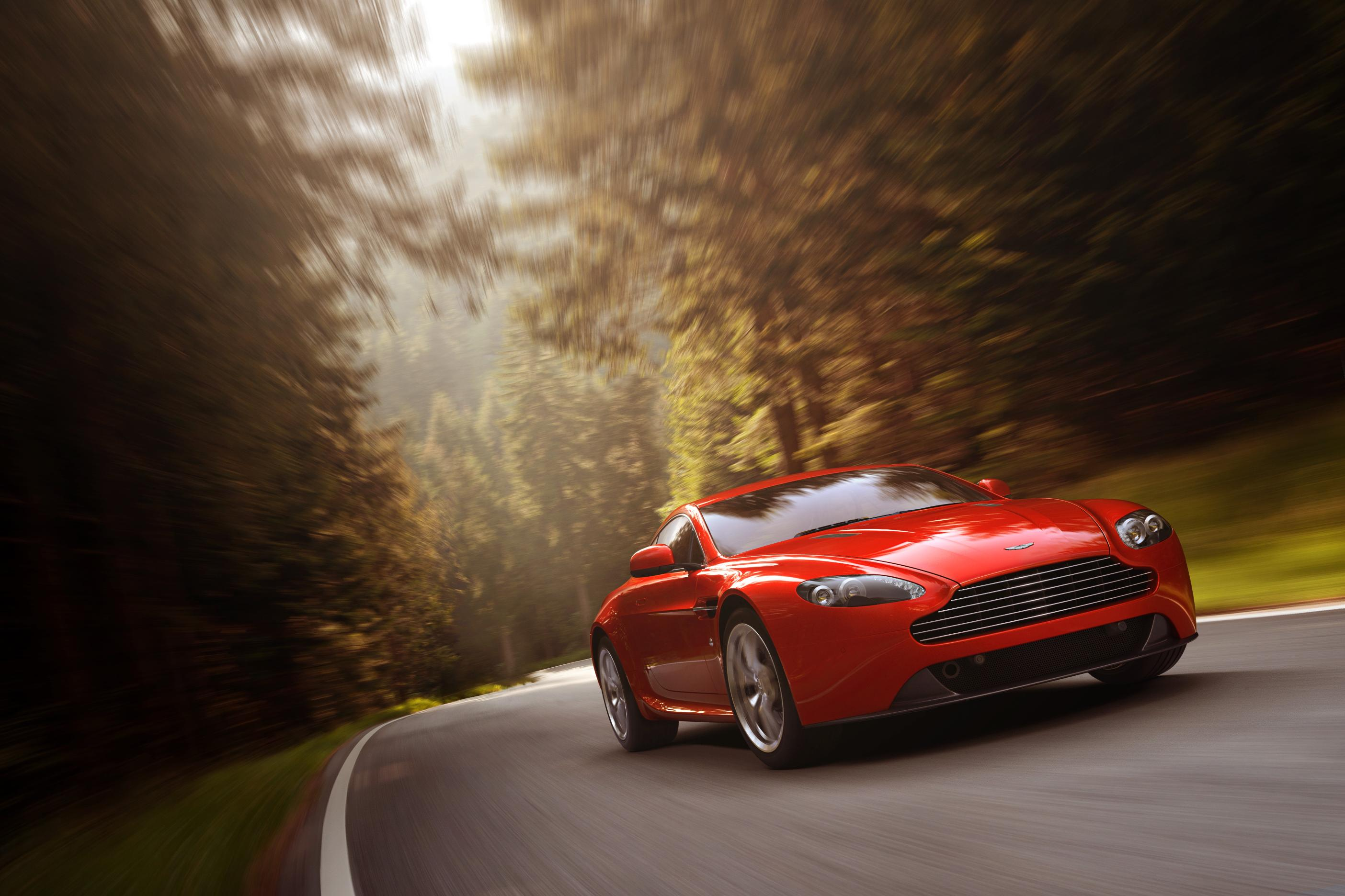 newmotoring » updated aston martin vantage range – newmotoring