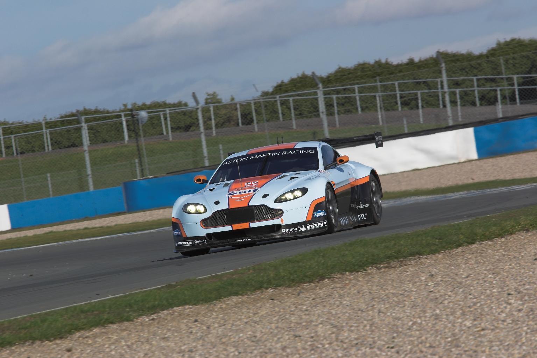 Aston Martin V8 Vantage GTE 4