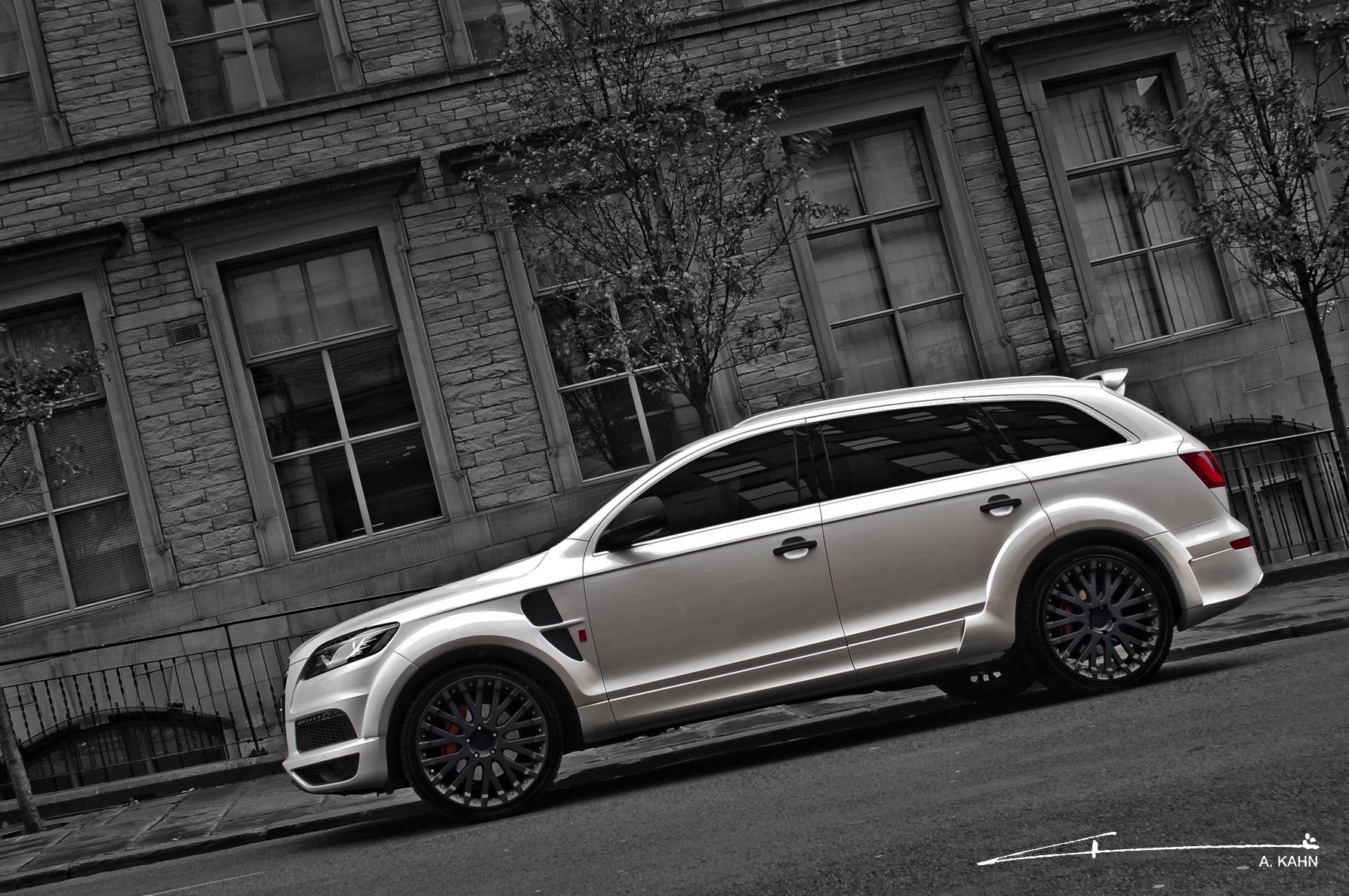 Audi Q7 Wide Track A Kahn Design 2