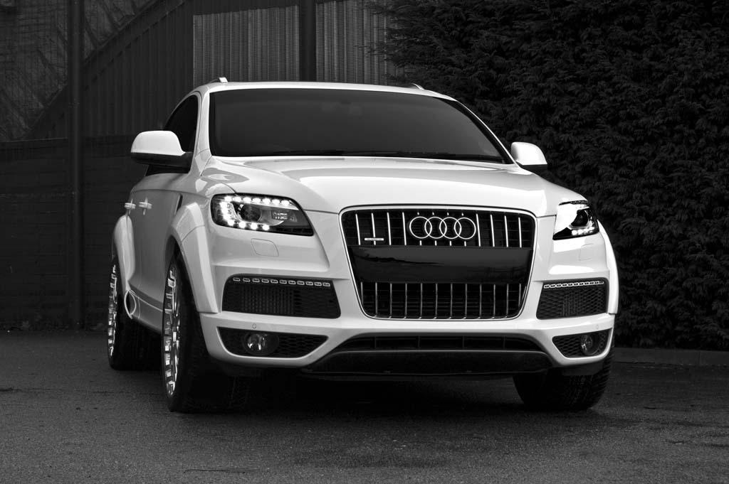 Audi Q7 Wide Track A Kahn Design 4