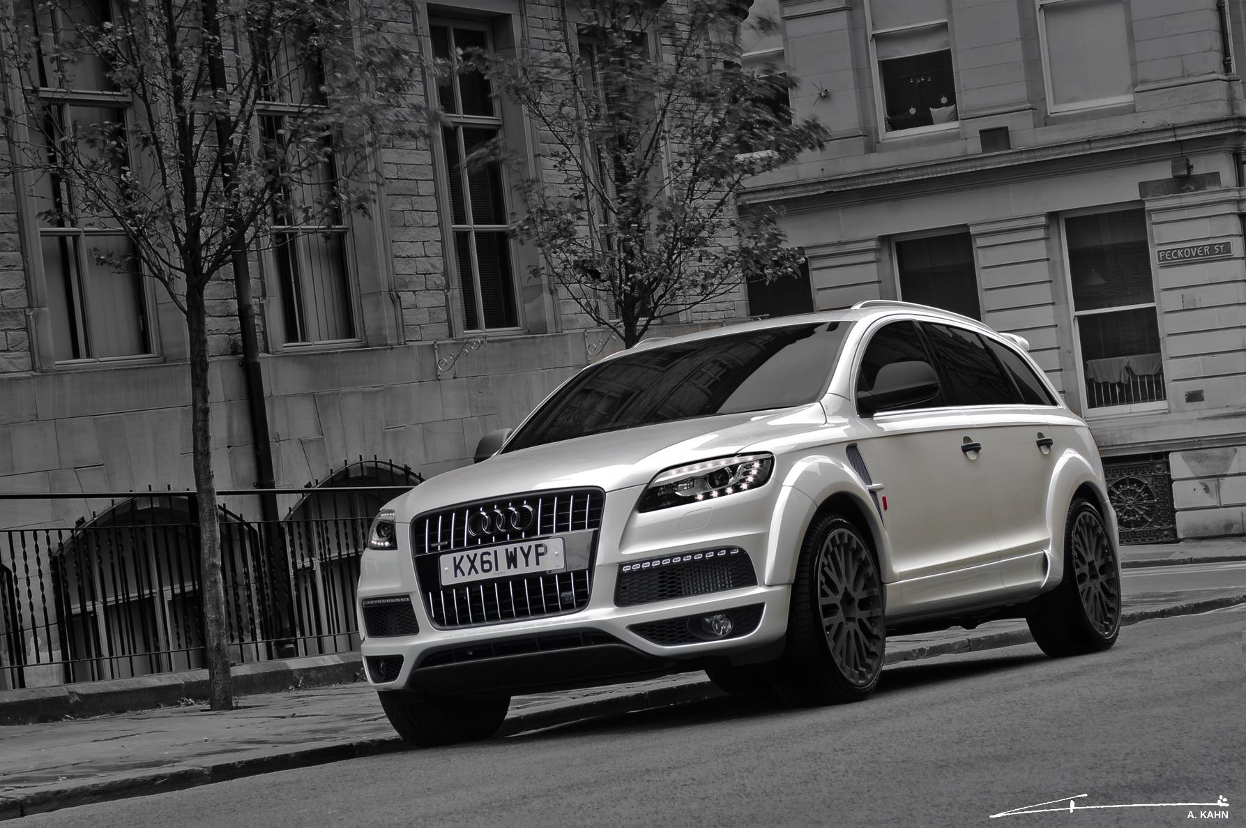 Audi Q7 Wide Track A Kahn Design