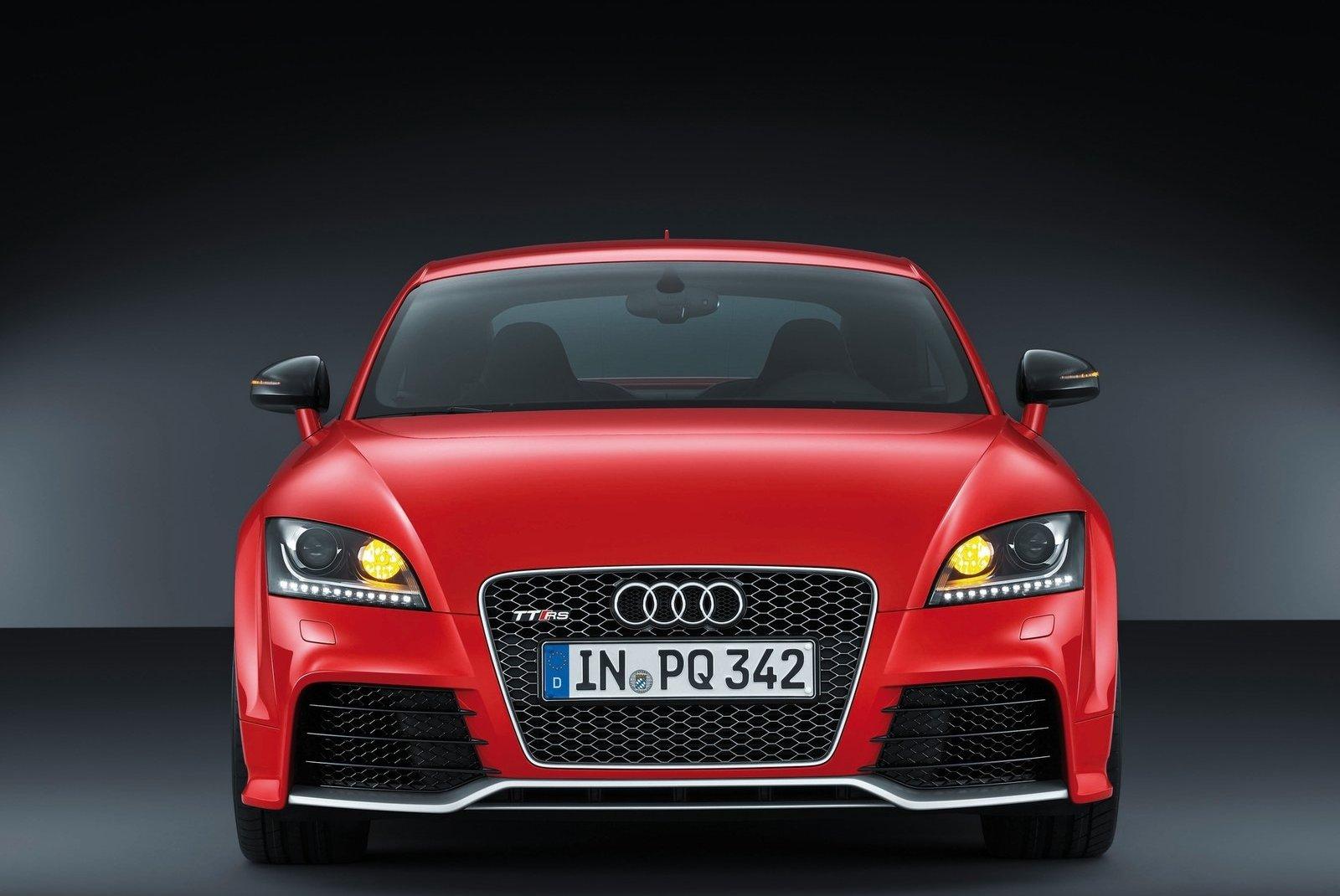 Audi TT RS Plus 10