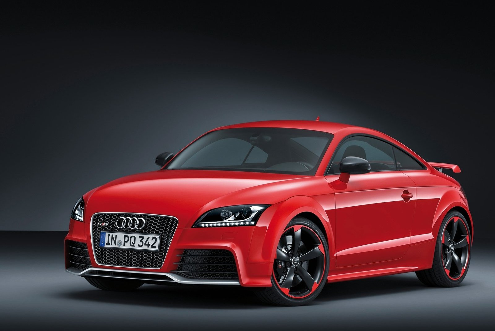 Audi TT RS Plus 2
