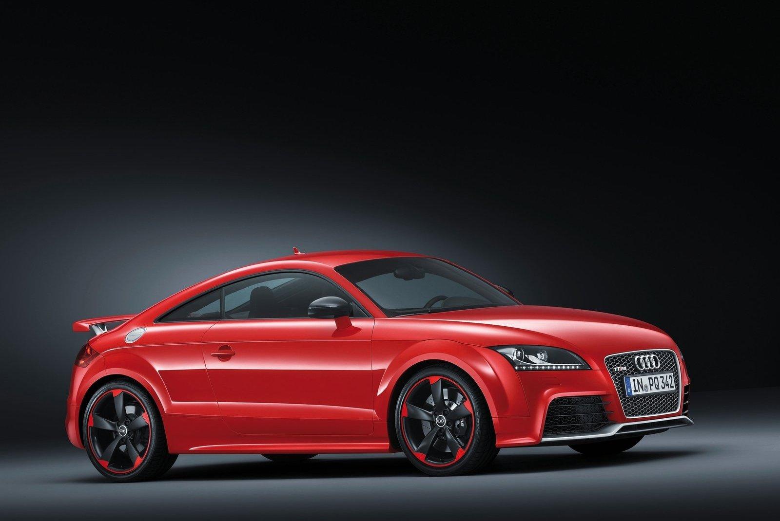 Audi TT RS Plus 3