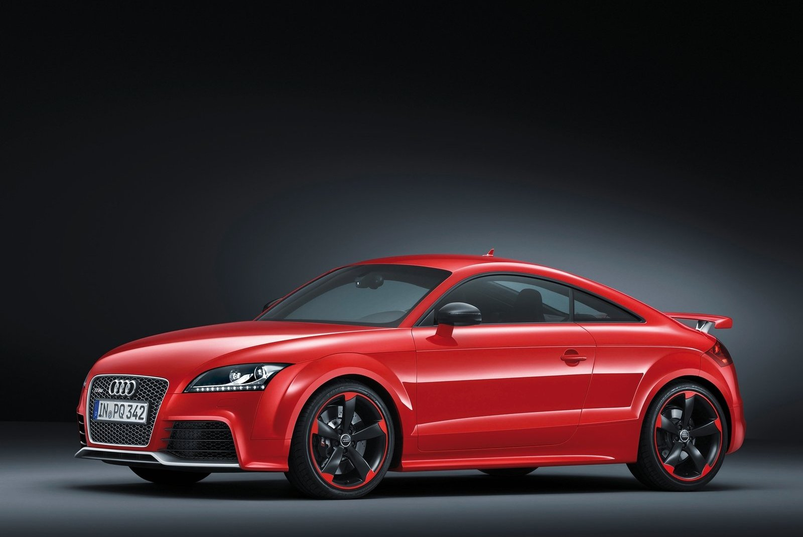Audi TT RS Plus 4