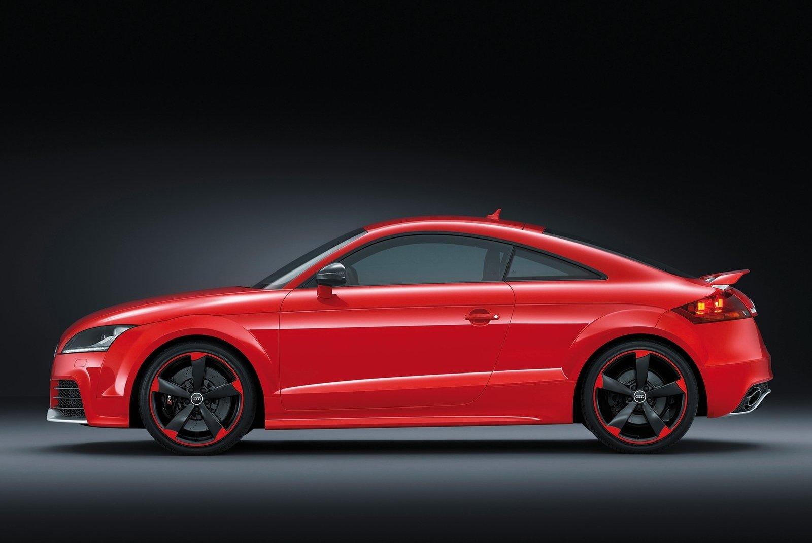 Audi TT RS Plus 5