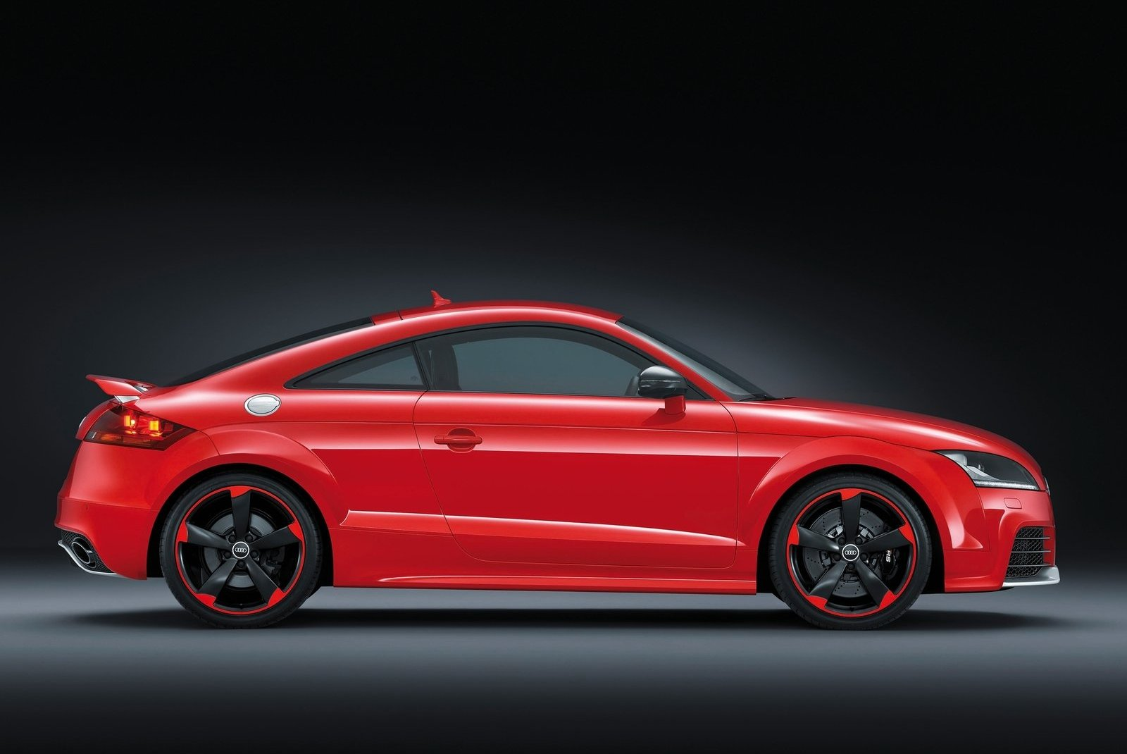 Audi TT RS Plus 6