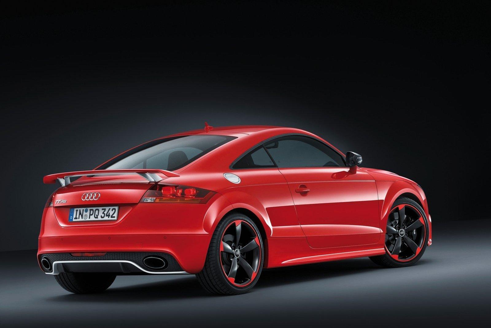 Audi TT RS Plus 7