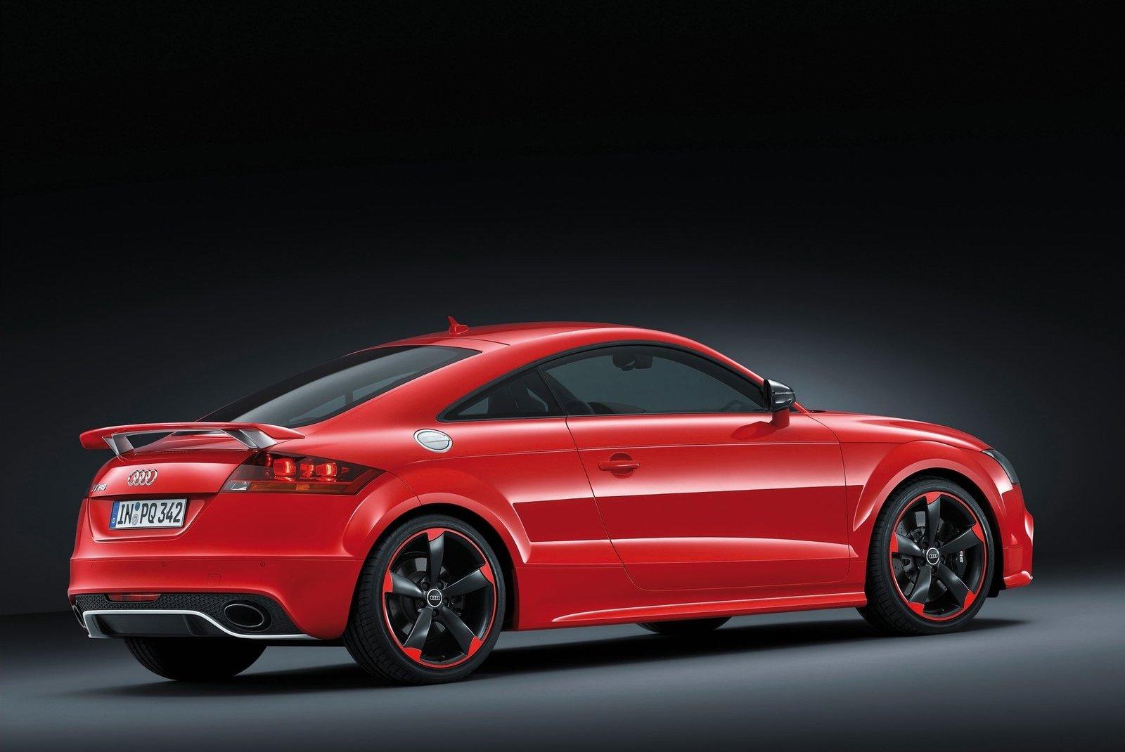 Audi TT RS Plus 8