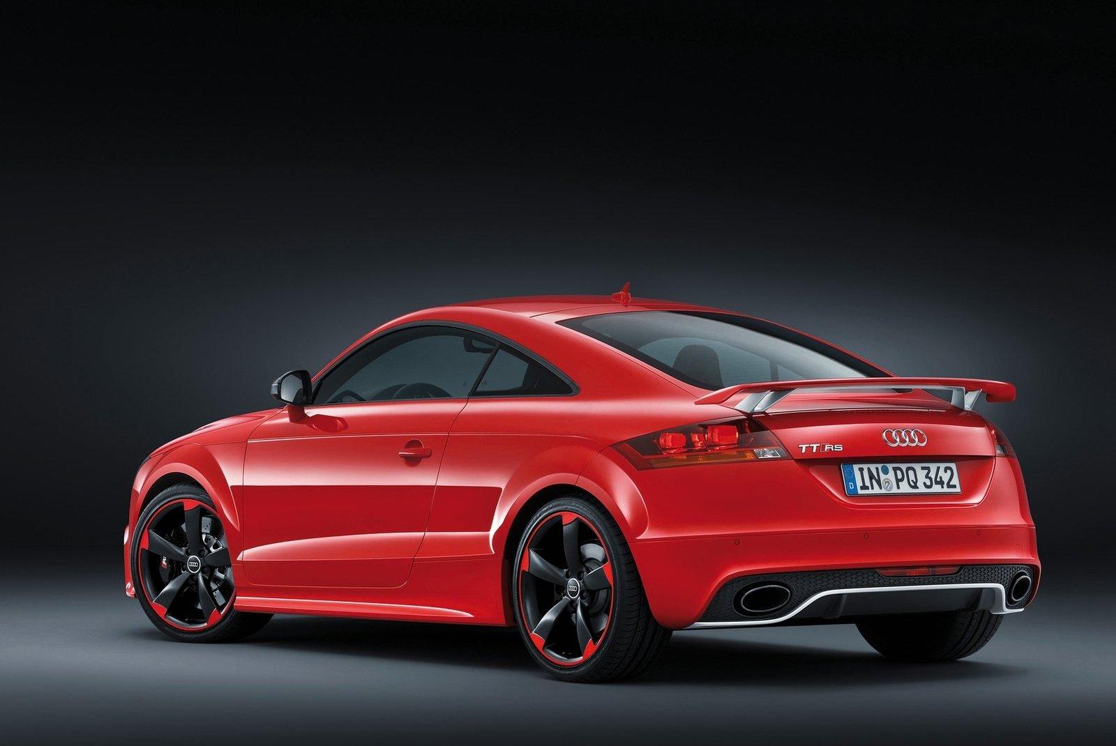 Audi TT RS Plus 9