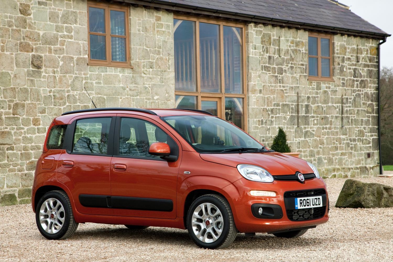 Fiat Panda 2012 2