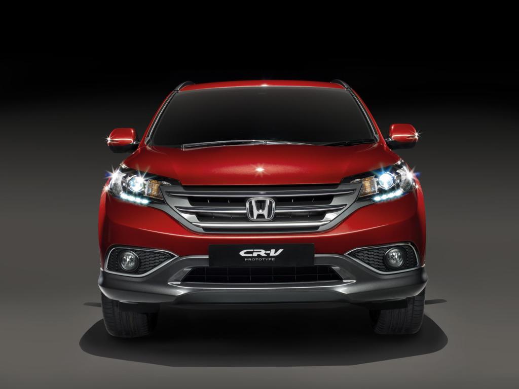 Honda CR-V Prototype 2
