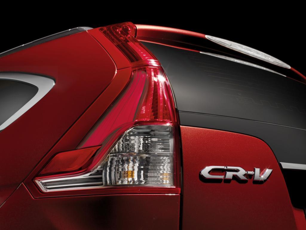 Honda CR-V Prototype 7
