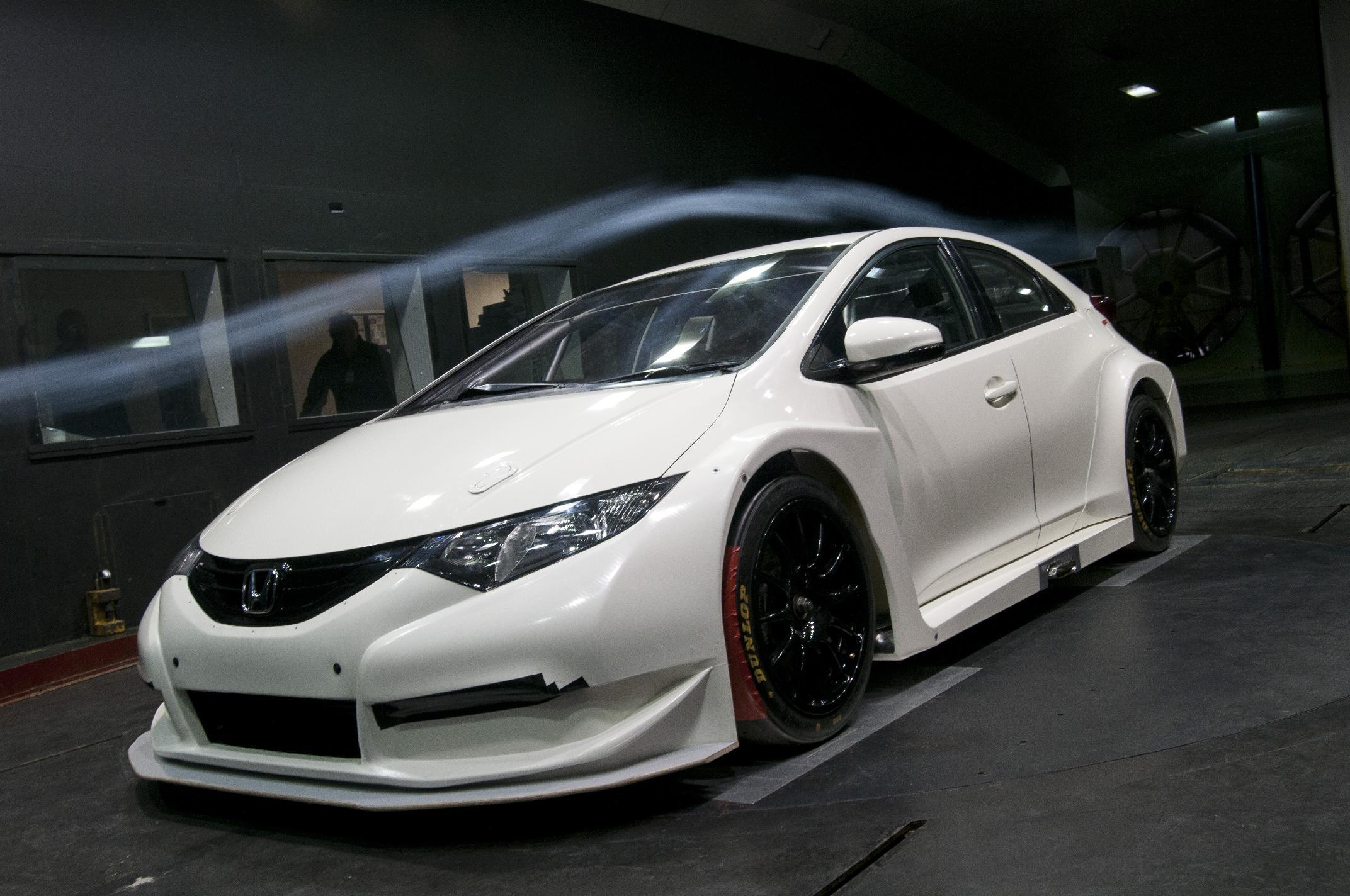Honda Civic NGTC 2