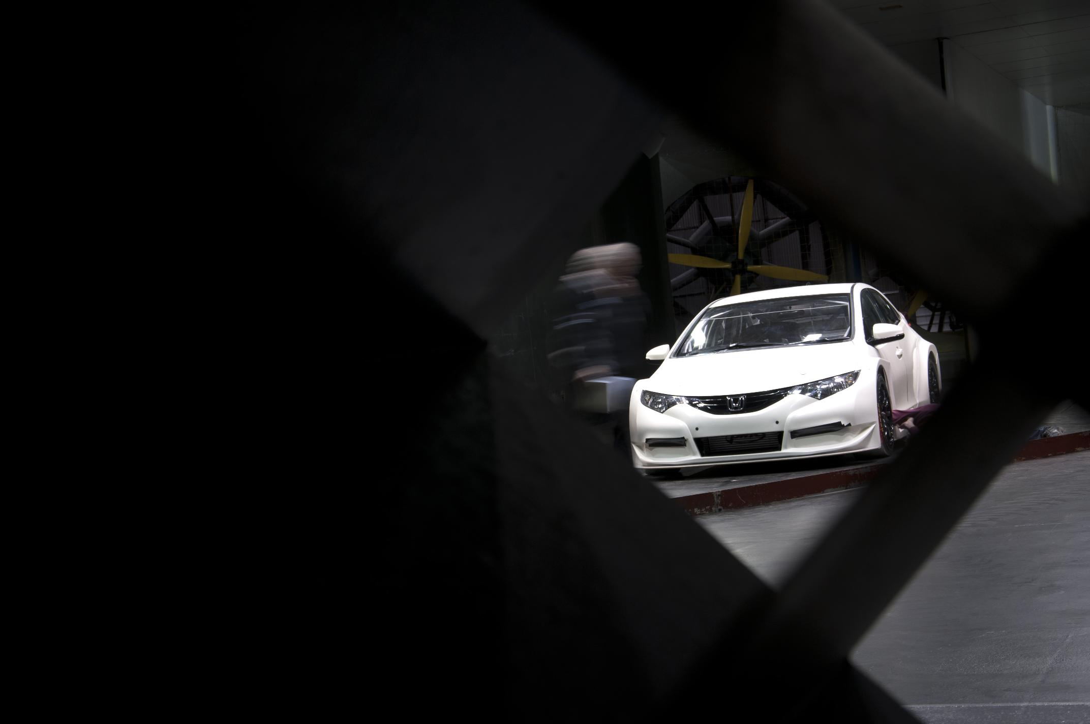 Honda Civic NGTC 3