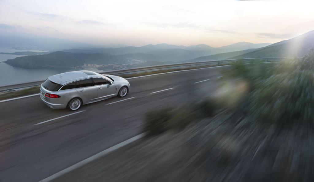 Jaguar XF Sportbrake 3