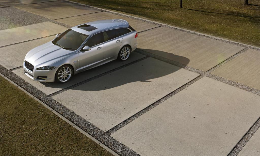 Jaguar XF Sportbrake 7