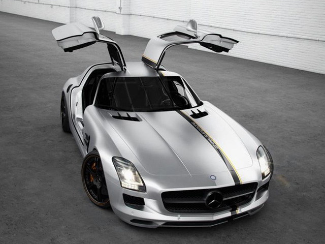 Newmotoring mercedes amg sls silverstar 2 newmotoring for Mercedes benz silver star