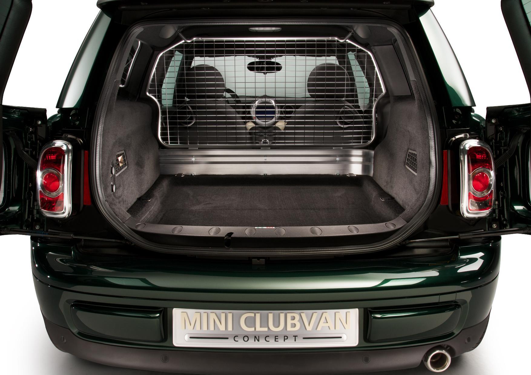 Mini Clubvan 14