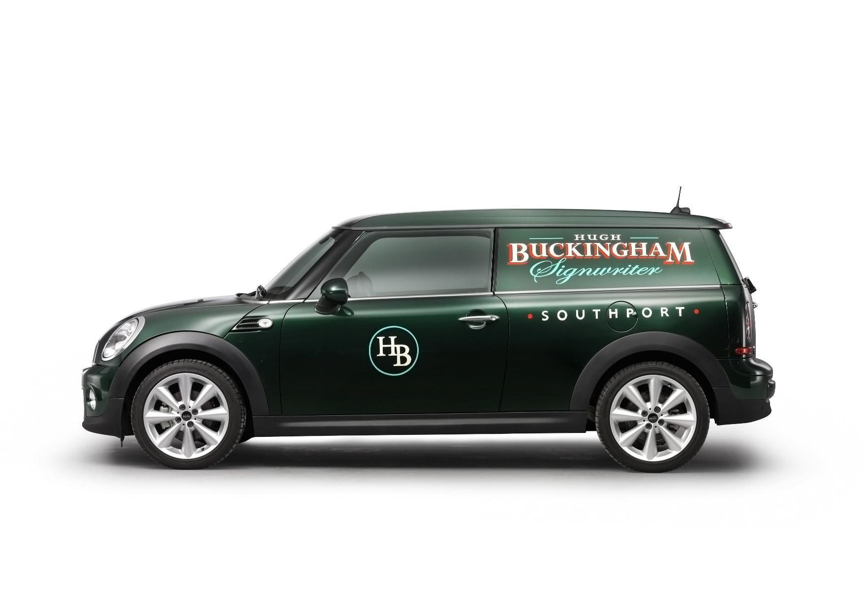 Mini Clubvan 16