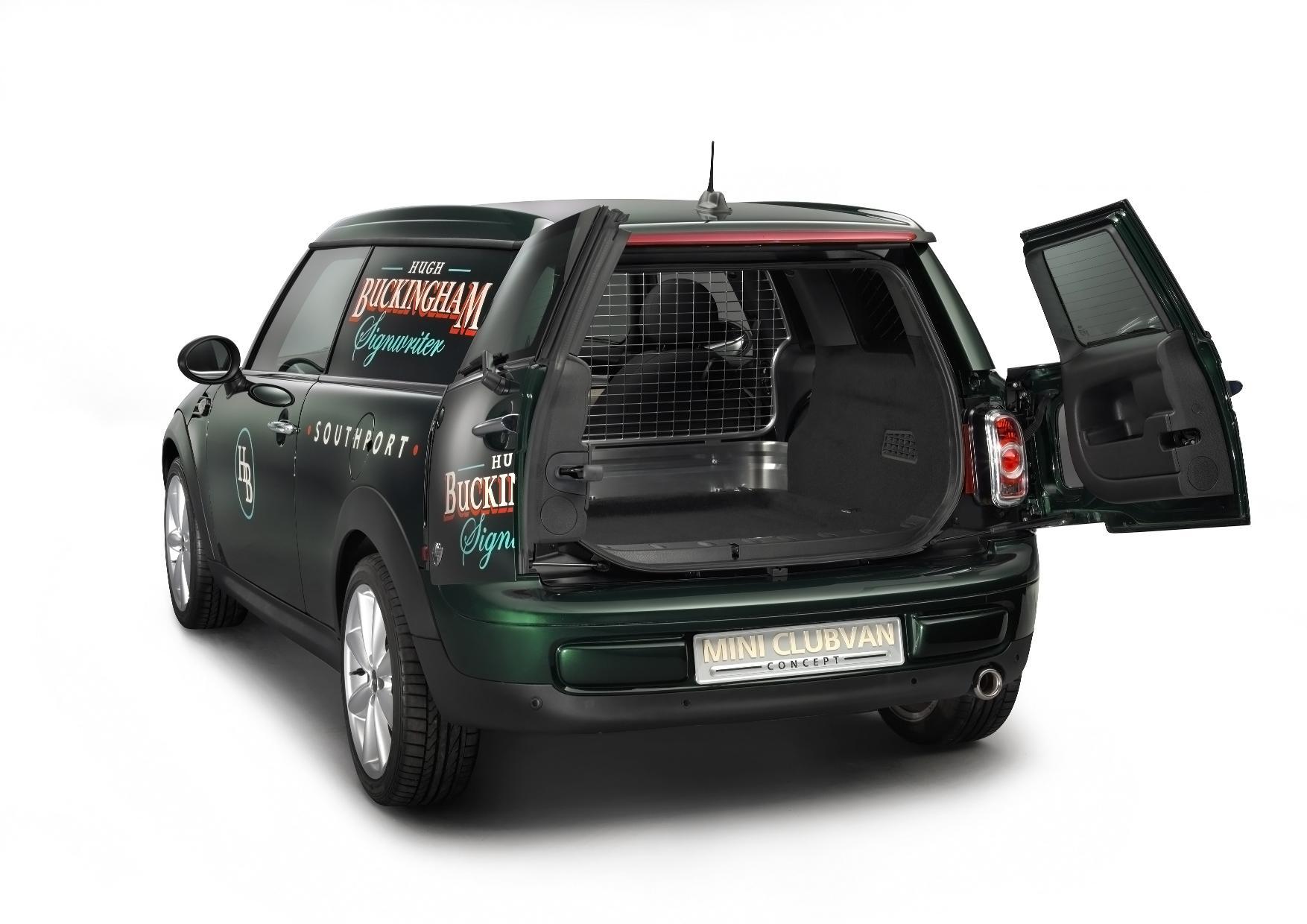 Mini Clubvan 3