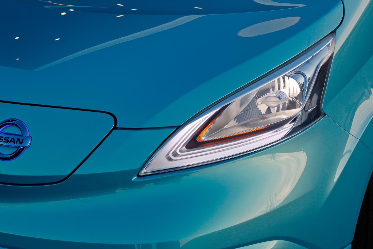 Nissan e-NV200 Concept 10