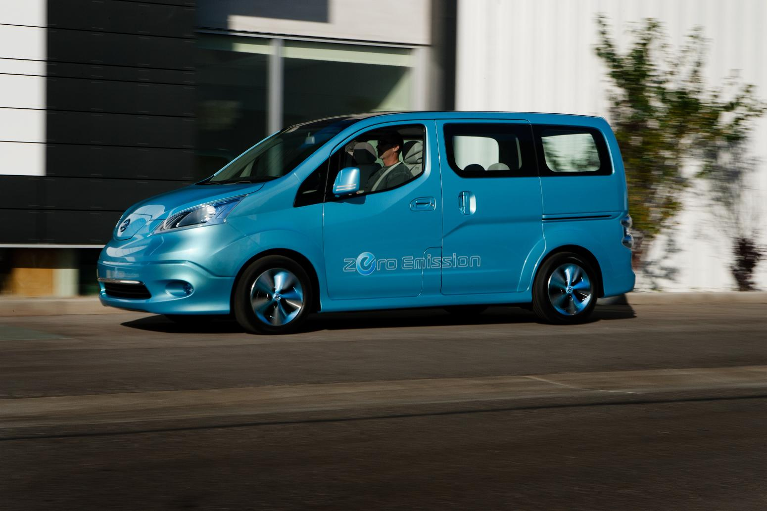 Nissan e-NV200 Concept 2