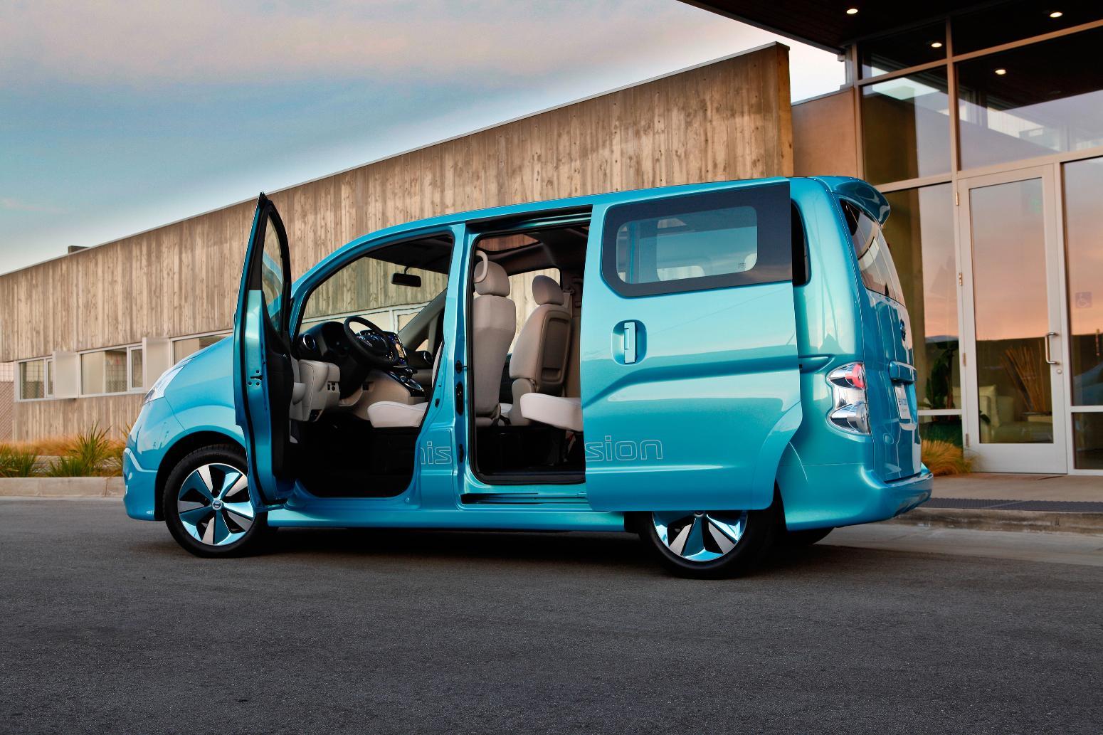 Nissan e-NV200 Concept 3
