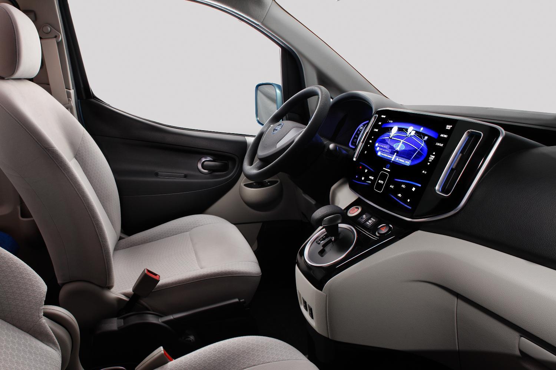 Nissan e-NV200 Concept 5