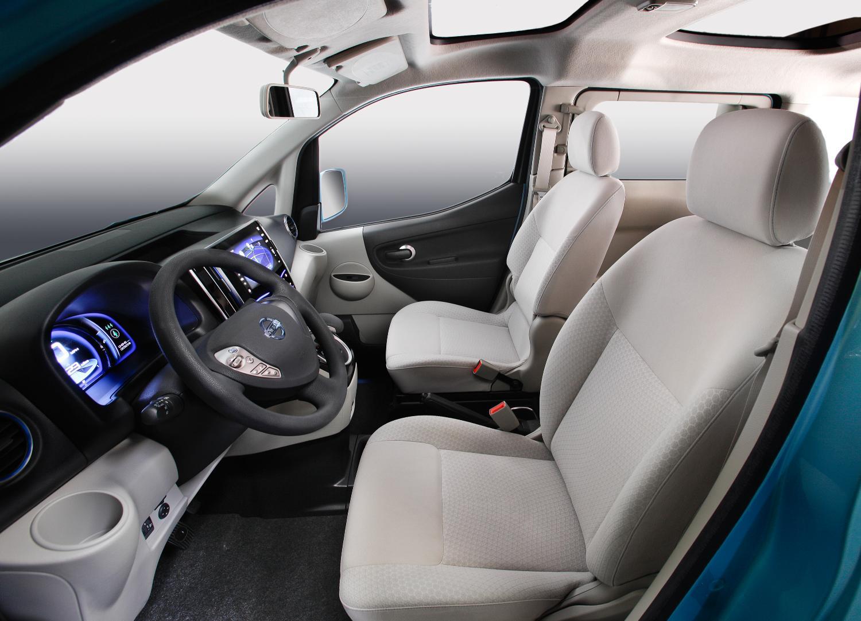 Nissan e-NV200 Concept 6