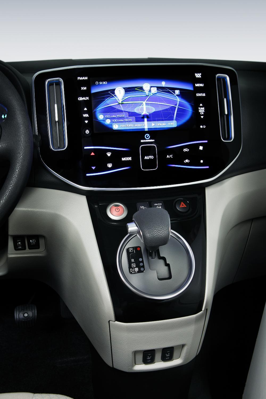 Nissan e-NV200 Concept 7